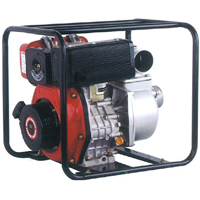 "Picture of DIESEL WATER PUMP 4"" 9.0HP"