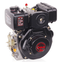 Picture of DIESEL ENGINE ,9 HP (STARTING ELECTRICA)