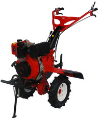 Picture of GASOLINE POWER TILLER