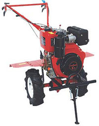 Picture of DIESEL POWER TILLER