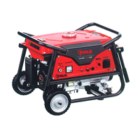 Picture of GASOLINE GENERATOR 5.0 KW (V-TYPE)